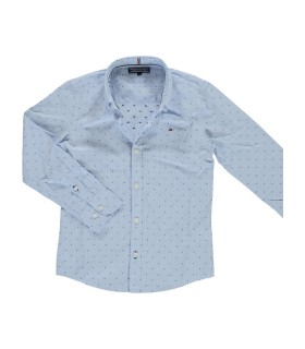 CAMISA NIÑO TOMMY FIL COUPE